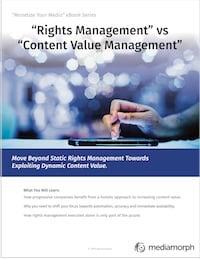 eBook CVM vs Rights Management